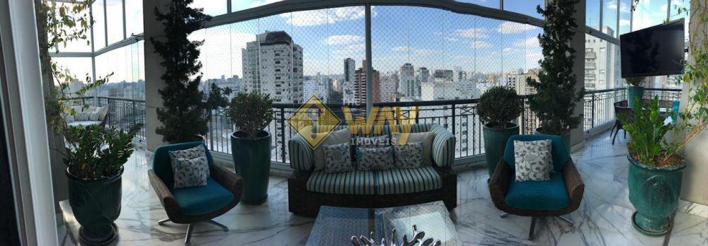 Duplex venda Vila Nova Conceição São Paulo