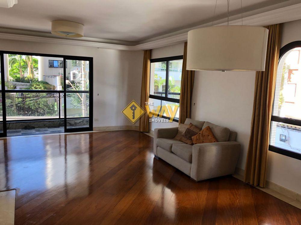 Apartamento aluguel Moema São Paulo