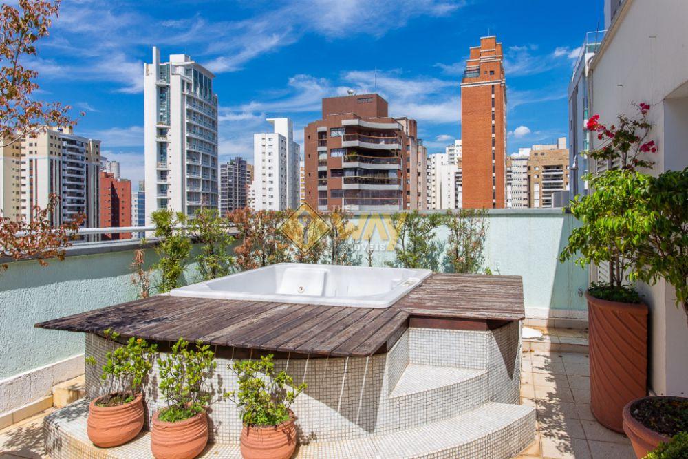 Cobertura Duplex venda Moema São Paulo